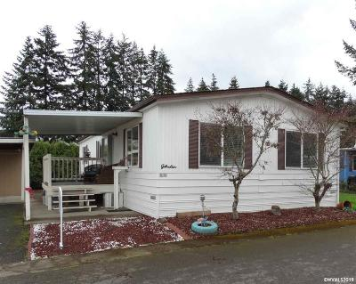 Monmouth Manufactured Home For Sale: 151 Edwards (#68) Rd
