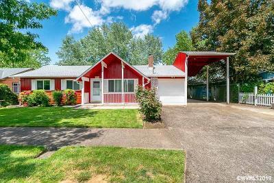 Salem Single Family Home For Sale: 3305 Glendale Av