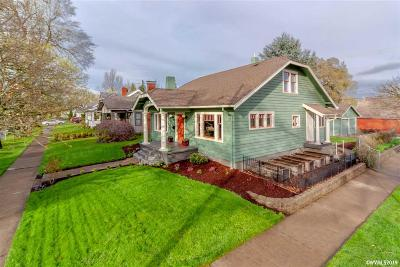 Salem Single Family Home Active Under Contract: 1010 5th St