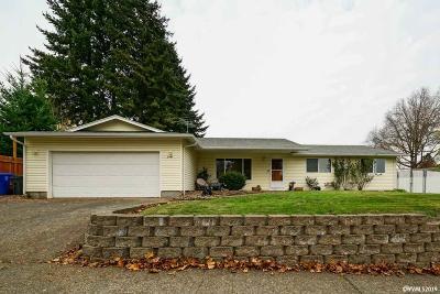 Salem Single Family Home For Sale: 2041 Elmwood Dr