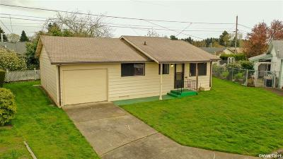 Woodburn Single Family Home For Sale: 1620 Thompson Rd