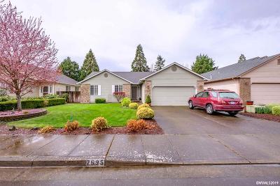 Keizer Single Family Home For Sale: 7695 O'neil Rd