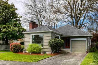 Salem Single Family Home For Sale: 549 22nd St
