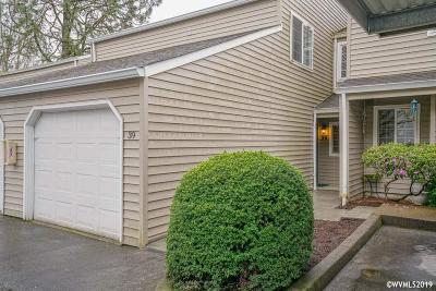 Salem Condo/Townhouse Active Under Contract: 4001 12th Cutoff #39 St