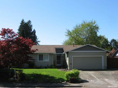 Keizer Single Family Home For Sale: 1568 Kelly St