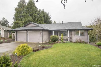 Salem Single Family Home For Sale: 1387 Boone Rd