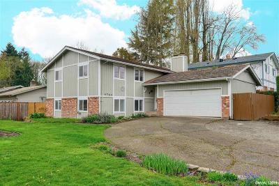 Keizer Single Family Home For Sale: 4746 18th Av