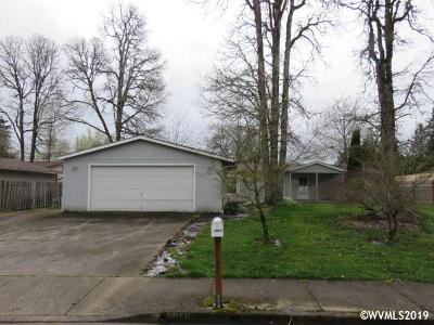 Woodburn Single Family Home For Sale: 3050 Camas