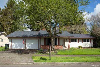 Keizer Single Family Home Active Under Contract: 1341 Mandarin St
