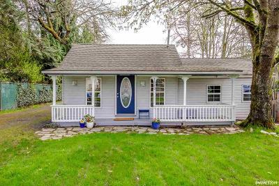 Albany Single Family Home Active Under Contract: 1840 17th Av