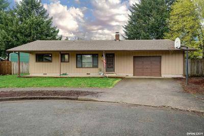 Stayton Single Family Home Active Under Contract: 1441 Wespark Ct
