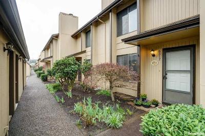 Salem Single Family Home Active Under Contract: 6317 Fairway Av