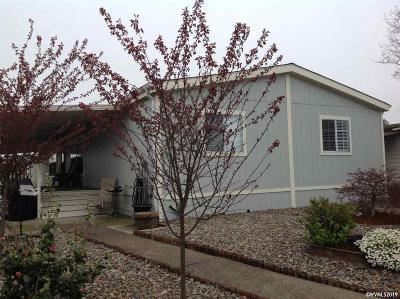 Salem Manufactured Home For Sale: 3296 Turner Rd
