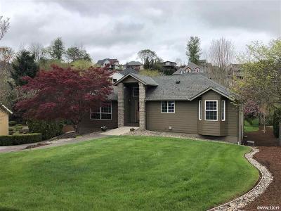 Salem Single Family Home For Sale: 1763 Sunburst Terrace