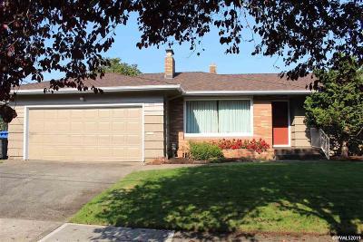 Salem Single Family Home For Sale: 1435 Corina Dr