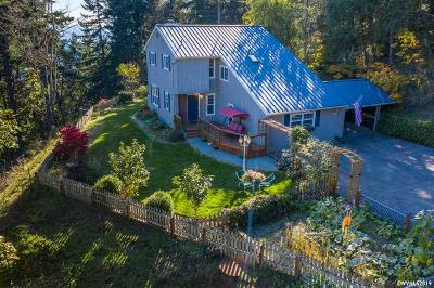 Brownsville Single Family Home Active Under Contract: 29160 Sheep Head Rd