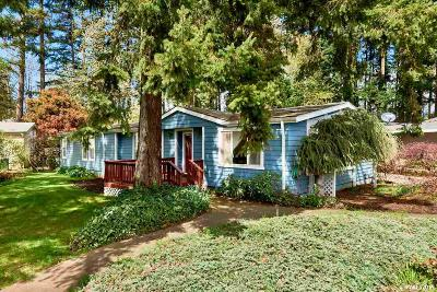 Woodburn Single Family Home For Sale: 1379 Willow Av