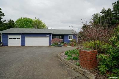 Salem Single Family Home For Sale: 3423 Belvedere St