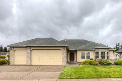 Keizer Single Family Home Active Under Contract: 6605 Parkshadow Ct