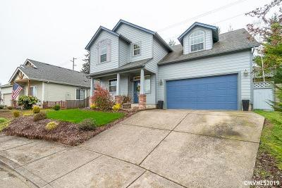 Stayton Single Family Home Active Under Contract: 440 Summerview Dr