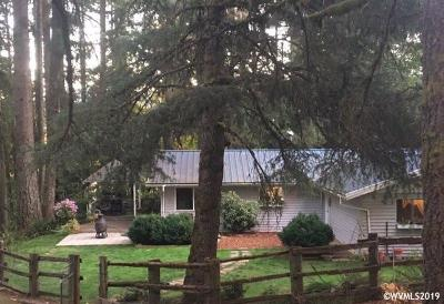 Stayton Single Family Home Active Under Contract: 11094 Philippi Ln
