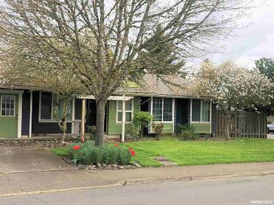 Monmouth Single Family Home Active Under Contract: 184 Willow Wy