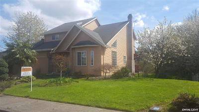 Woodburn Single Family Home Active Under Contract: 1200 Hermanson St