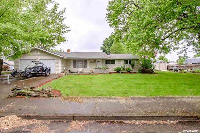 Albany Single Family Home Active Under Contract: 826 35th Av