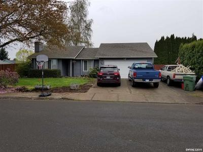 Keizer Single Family Home For Sale: 5374 Bundy Av
