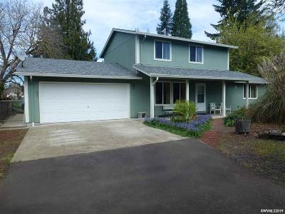 Stayton Single Family Home Active Under Contract: 439 E Ida St