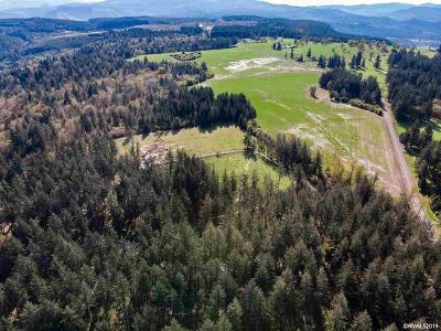 Scio Residential Lots & Land For Sale: 42172 Rodgers Mountain Lp