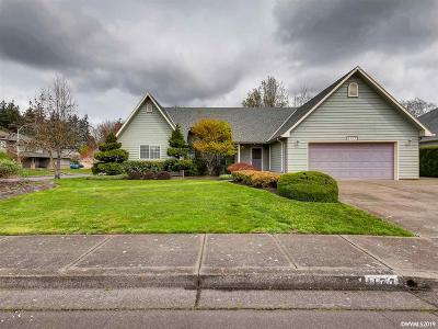Keizer Single Family Home For Sale: 1177 Glazemeadow St