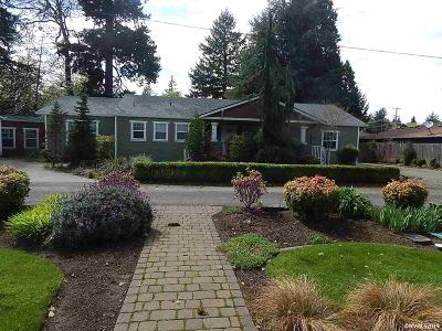 Salem Single Family Home Active Under Contract: 1085 Estate Ct