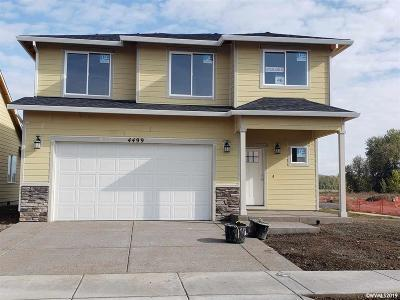 Albany Single Family Home For Sale: 4499 Bounty (Lot #46) Pl