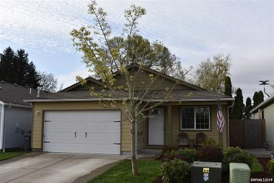 Salem Single Family Home Active Under Contract: 2560 Char Cl