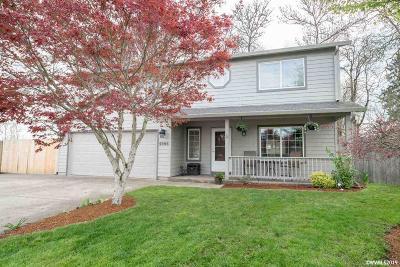 Salem Single Family Home For Sale: 4996 Manning Ct