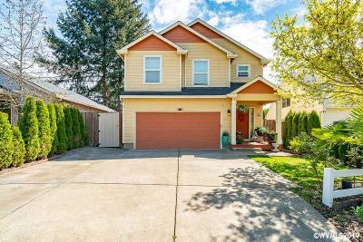 Salem Single Family Home For Sale: 3972 Pringle Creek Ct