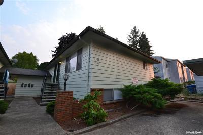 Salem Multi Family Home For Sale: 1280 (-1286) Marilyn St