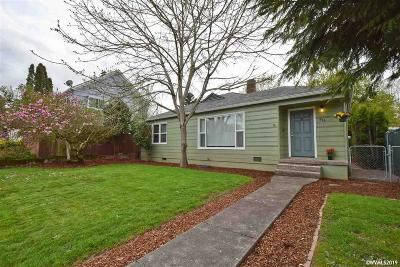 Salem Single Family Home For Sale: 515 21st St