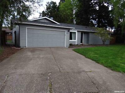 Keizer Single Family Home For Sale: 4288 Apple Ct