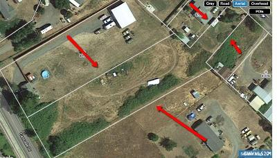Lebanon Residential Lots & Land For Sale: Between 515-525 Cascade Dr