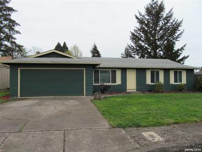 Salem Single Family Home For Sale: 2161 Council Ct