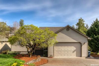 Salem Single Family Home For Sale: 1761 Sunburst Terrace
