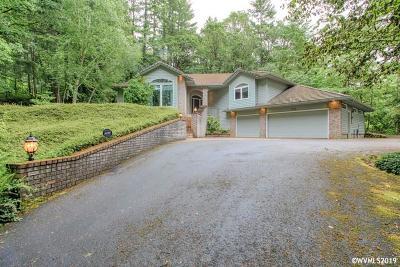 Salem Single Family Home For Sale: 7336 Battlecreek Rd