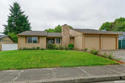 Keizer Single Family Home For Sale: 1426 Jodelle Ct