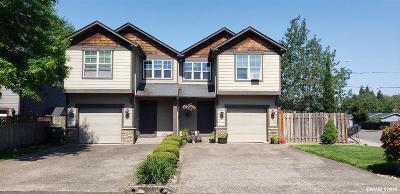 Keizer Multi Family Home For Sale: 5265 Patrick (- 5275) Ln