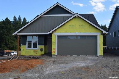 Salem Single Family Home For Sale: 1776 Juniper Butte Av