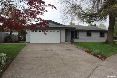 Salem Single Family Home For Sale: 4854 Ravenwood Ct