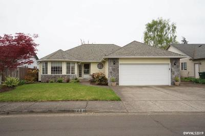 Keizer Single Family Home For Sale: 1438 Northern Heights Lp