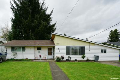 Salem Single Family Home For Sale: 383 45th St